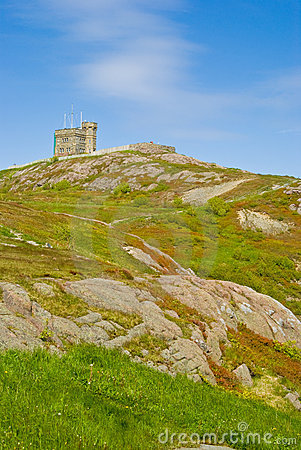 Signal Hill and Cabot Tower, St-John s