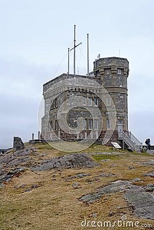 Signal hill - Newfoundland, Canada