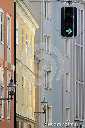 Signal light no.1