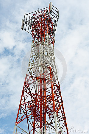 Signal pole
