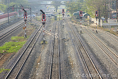 Signaling for rail