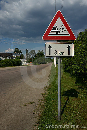 Signe de route