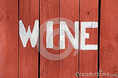 Signe de vin