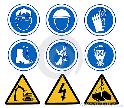 Signes de santés et sécurité