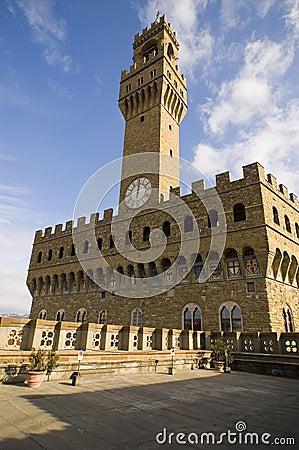Signoria Building (palazzo), Florence
