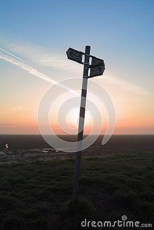 Signpostsky