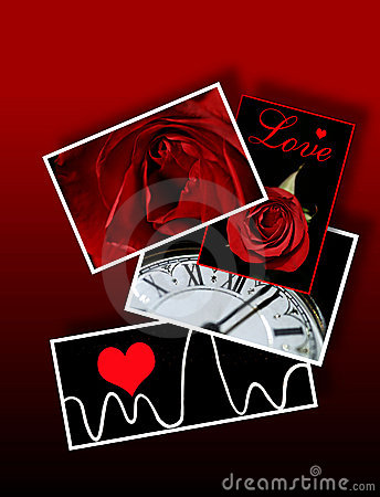 Signs and Symbols of Love, Valentines, Romance
