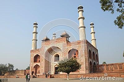 Sikandra gateway