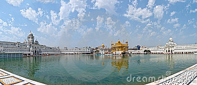 Sikh Golden Temple