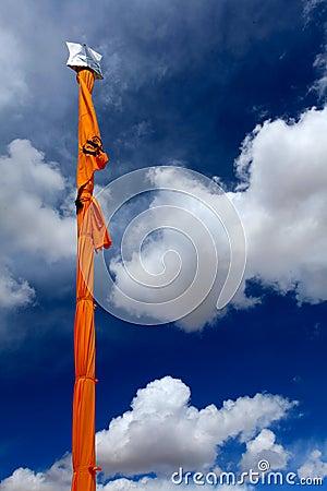 Sikhism holy flag