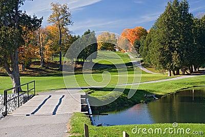 Sikt för golf 07