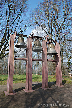 The silent bells of Ronchamp