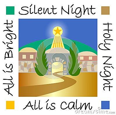 Silent Night Bethlehem/eps
