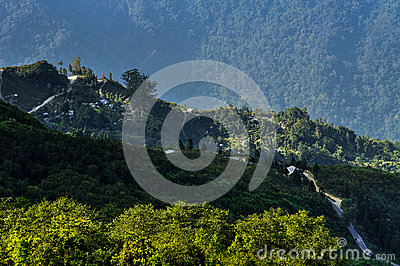 Silerygaon valley, Sikkim