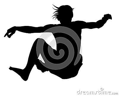 Silhouette - Jump 3