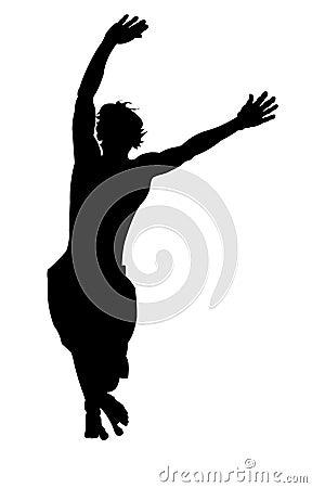 Silhouette - Jump 4