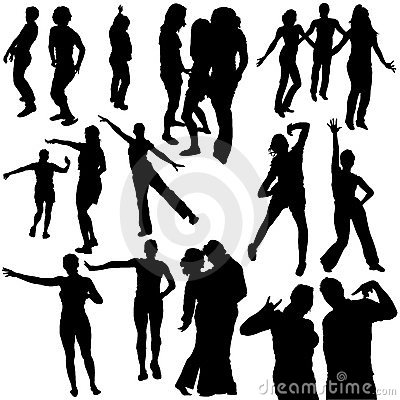 Silhouettes Dance 07