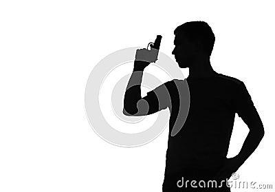 http://thumbs.dreamstime.com/x/silhueta-do-homem-com-uma-pistola-5092885.jpg