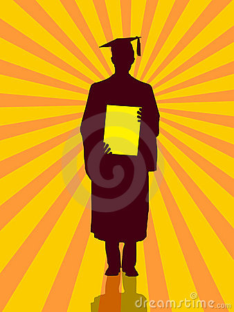 Silhutte graduation