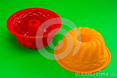 Silicone Cupcake Forms