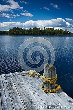Siljan-jetty