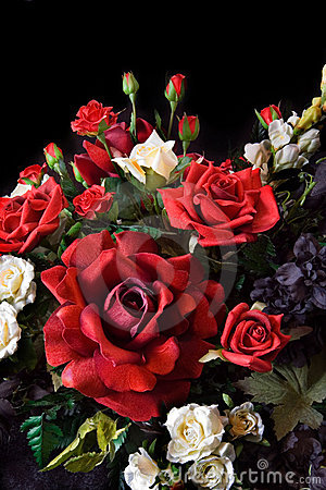 Free Silk Flowers Royalty Free Stock Photos - 1534808