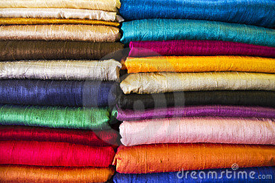 Silk heap