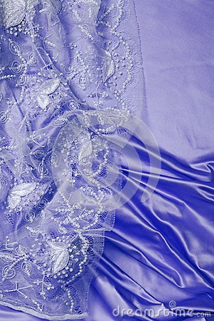 Silk Lace Texture Royalty Free Stock Photography - Image: 8264687