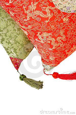 Free Silk Pillow Royalty Free Stock Photos - 4688918