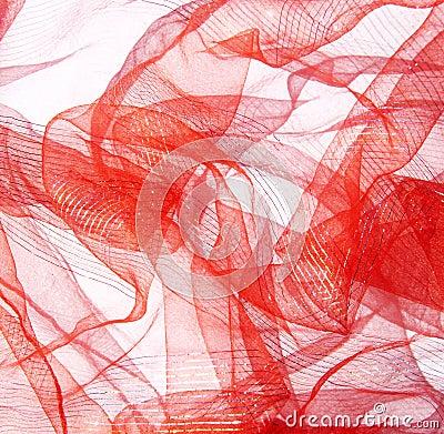 Silk tender background