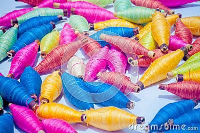 Silk tube