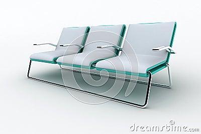 Sillas modernas de la oficina imagenes de archivo imagen for Disenadores de sillas modernas
