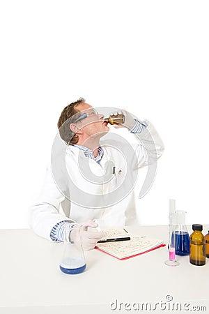 Silly Chemist