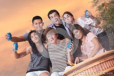 Silly Drinking Buddies