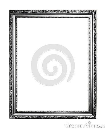 Silver art frame