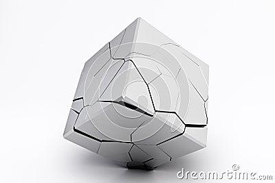 https://thumbs.dreamstime.com/x/silver-broken-cube-14794922.jpg