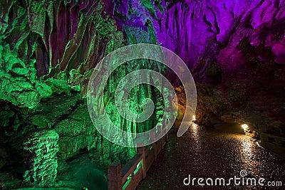 Silver cave yangshuo guangxi province