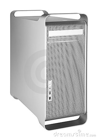 Free Silver Computer Stock Photography - 509332