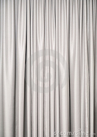 Silver Curtain Royalty Free Stock Photo Image 20896215