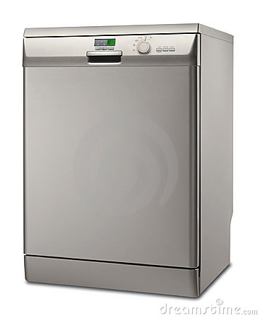 Free Silver Dishwasher Stock Images - 13279194