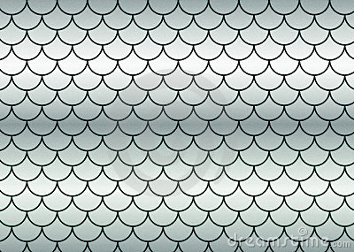 Silver Fish Scales Royalty Free Stock Image Image 6844006