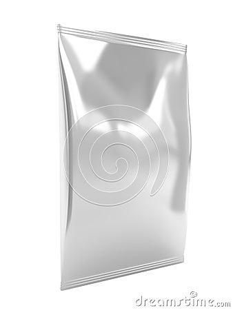 Silver foil bag