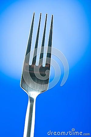 Silver fork