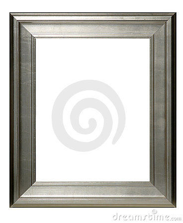 Free Silver Frame Stock Images - 1136864