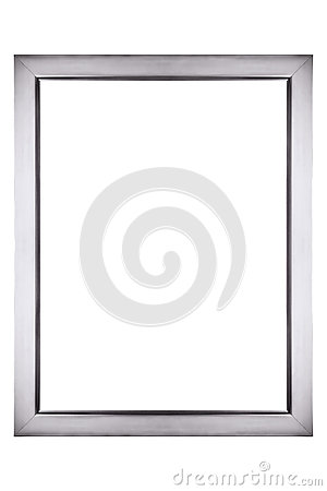 Free Silver Frame Mirror Stock Photos - 57601443