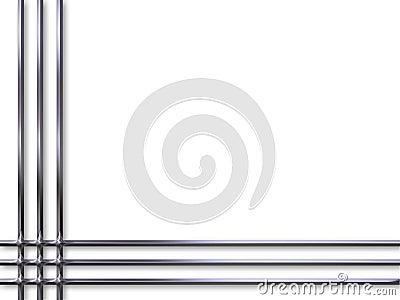 Silver framing