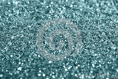 Silver glitter texture festive abstract background, workpiece for design, soft focus Stock Photo