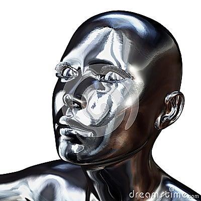 Silver Head