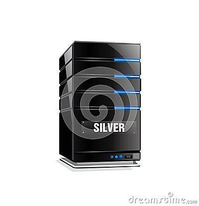 Silver Hosting Server Package