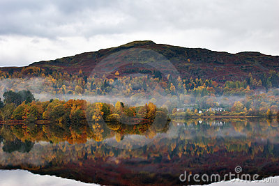 Silver Howe & Grasmere in Autumn